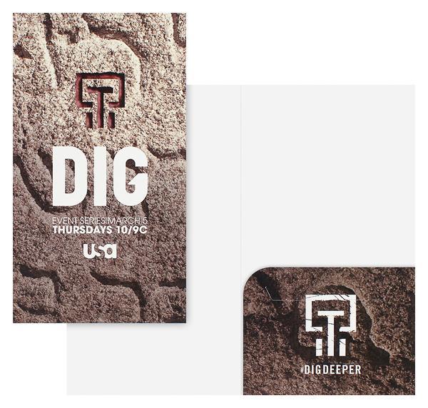 DIG (Stack of Two Front and Inside View)