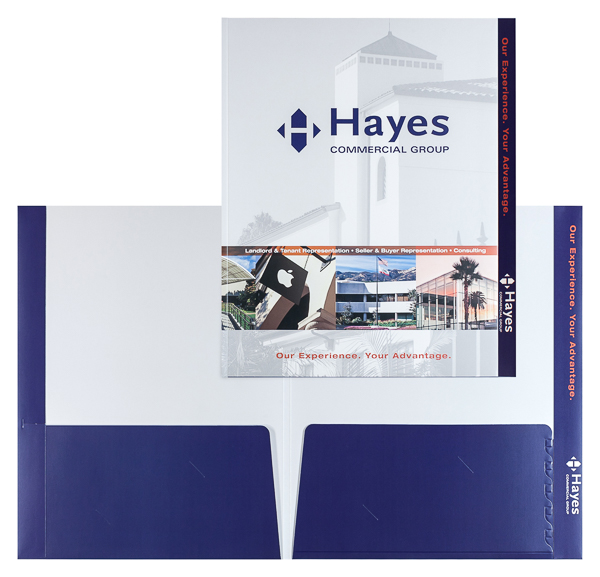 Hayes Commercial Group (Stack of Two Front and Inside View)
