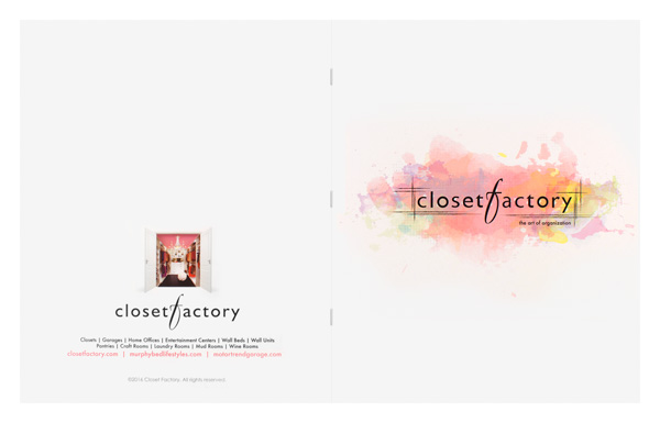 Closet Factory (Front and Back Flat View)