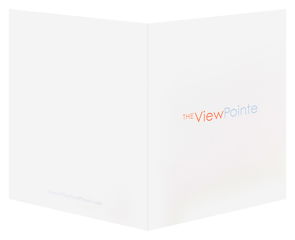 The View Pointe (Back and Front Open View)