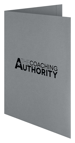 The Coaching Authority (Front Open View)