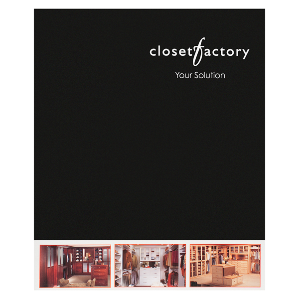 Closet Factory (Front View)