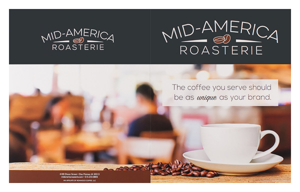 Mid-America Roasterie (Back Flat View)