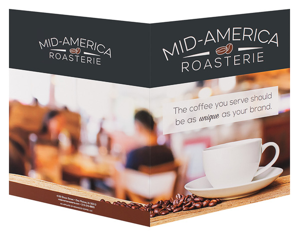 Mid-America Roasterie (Back and Front Open View)