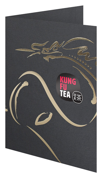Kung Fu Tea (Front Open View)