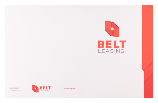 Belt Leasing (Back Flat View)