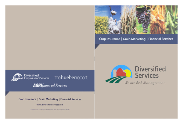 CGB Diversified Services (Front and Back Flat View)