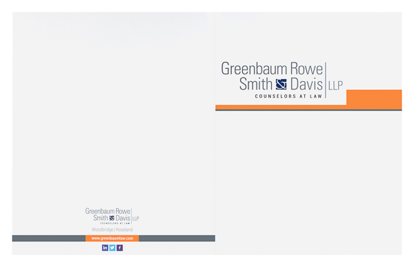 Greenbaum, Rowe, Smith & Davis, LLP (Back Flat View)