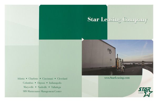 Star Leasing Company (Back Flat View)