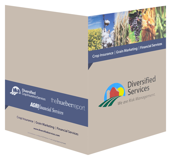 CGB Diversified Services (Front and Back Open View)