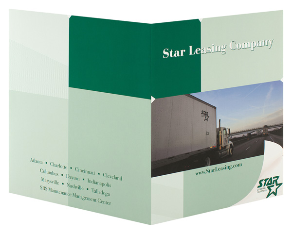 Star Leasing Company (Back and Front Open View)
