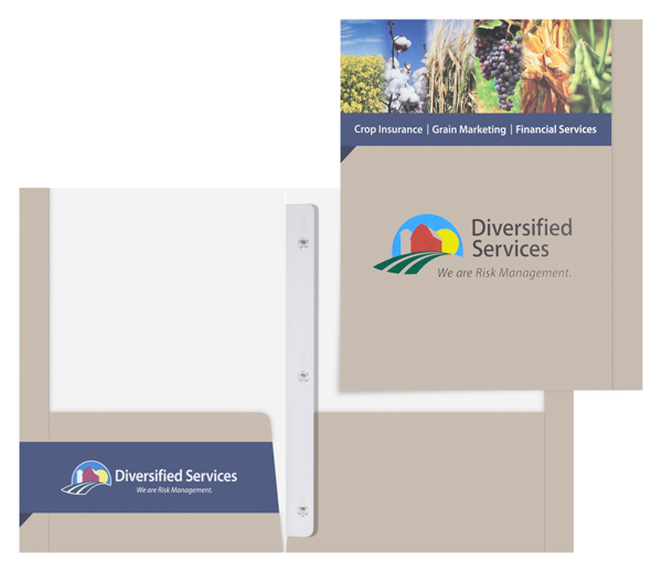 CGB Diversified Services (Stack of Two Front and Inside View)