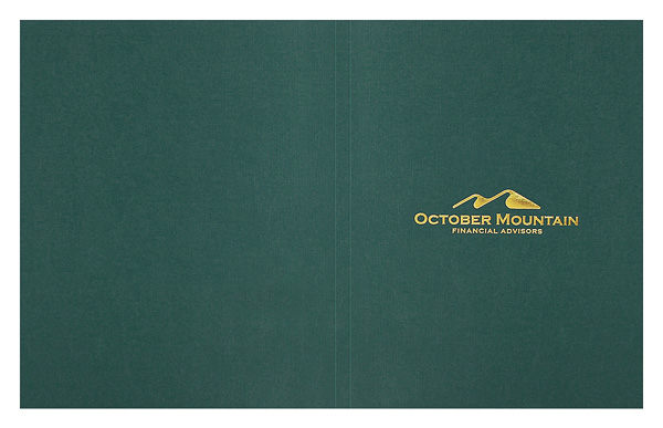 October Mountain Financial Advisors (Back Flat View)