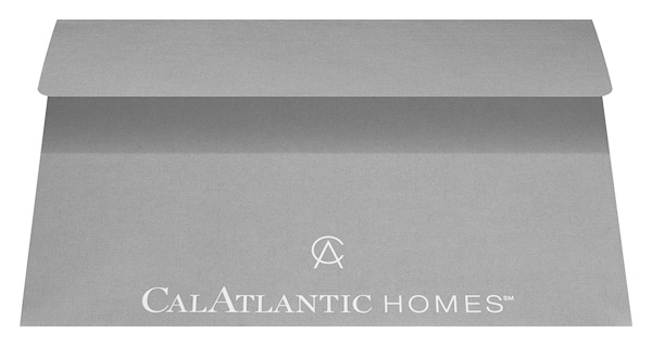 CalAtlantic Home (Inside Partially Open View)