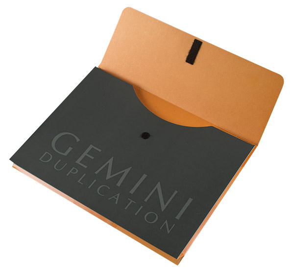 Gemini Duplication (Front Open View)