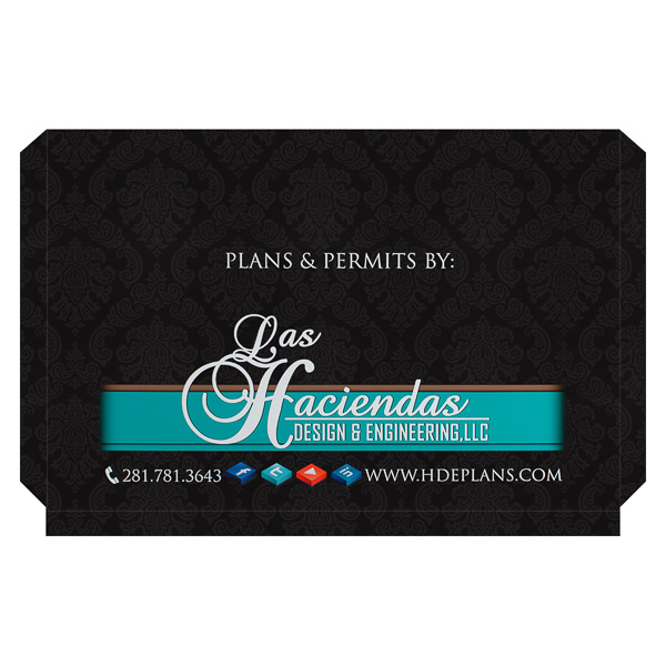 Las Haciendas Design & Engineering, LLC (Front View)
