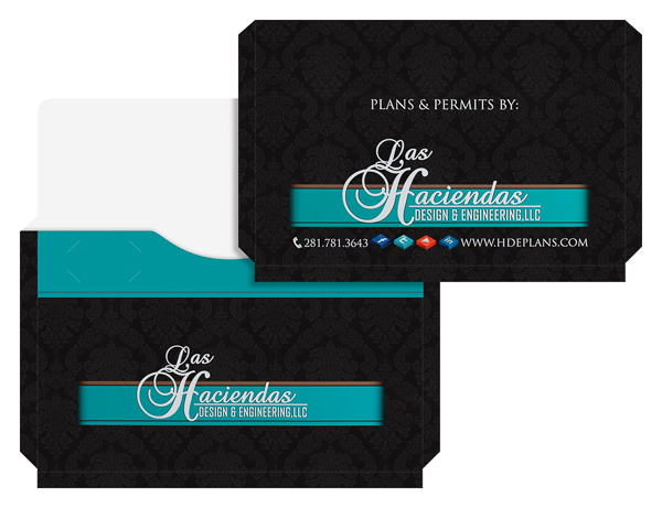 Las Haciendas Design & Engineering, LLC (Stack of Two Front and Inside View)