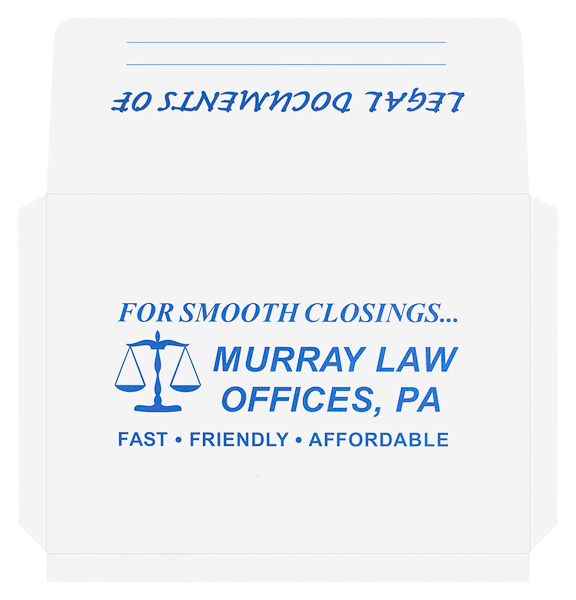 Murray Law Offices, P.A. (Front and Back Flat View)
