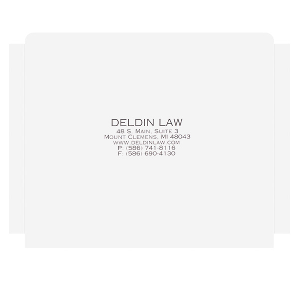 Deldin Law (Back View)