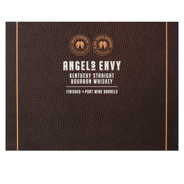Angel's Envy (Front View)