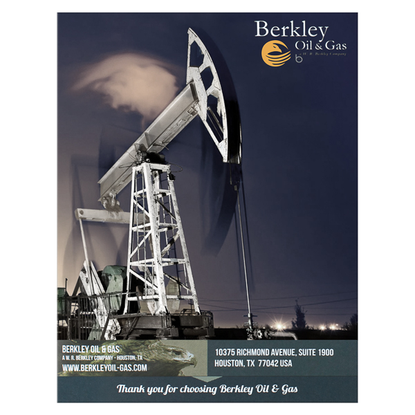 Berkley Oil & Gas (Front View)