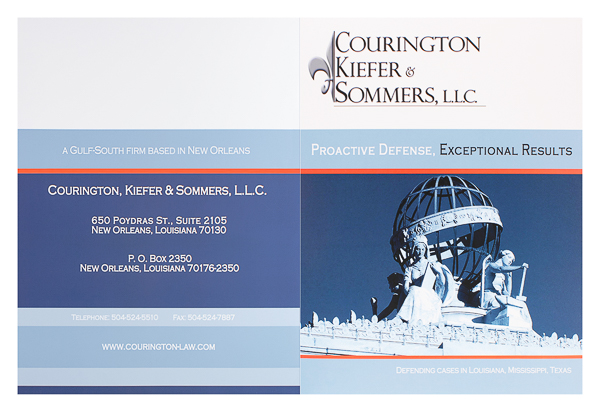 Courington, Kiefer & Sommers, LLC (Custom One View)