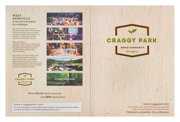 Craggy Park (Custom One View)