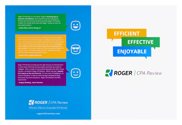 Roger CPA Review (Custom Three View)