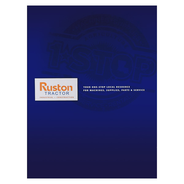 Ruston Tractor Sales (Front View)