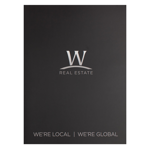 W Real Estate (Front View)