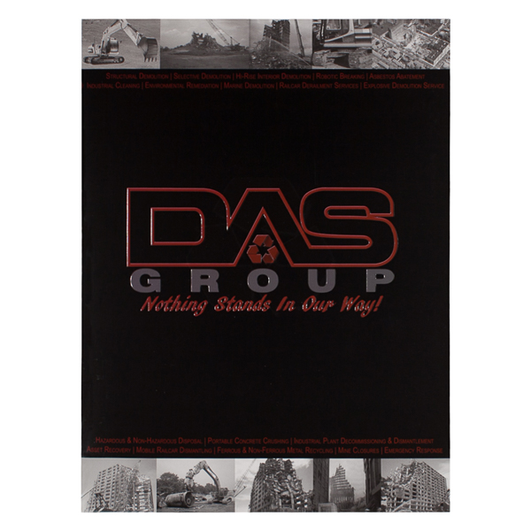 DAS Group, LLC (Front View)