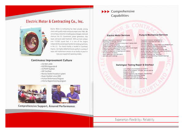 Electric Motor & Contracting Co. (Custom One View)