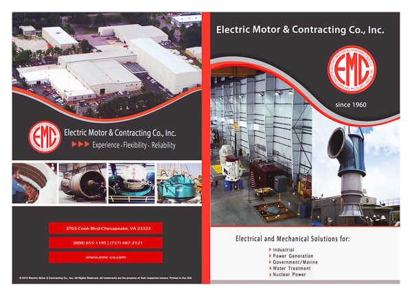Electric Motor & Contracting Co. (Custom Two View)