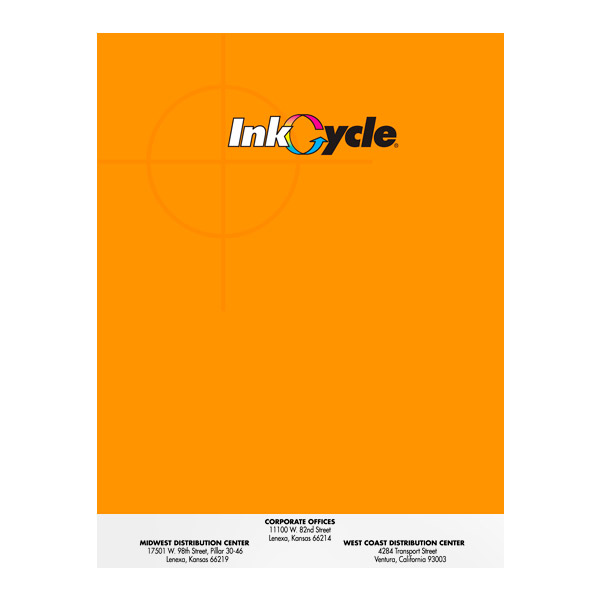 InkCycle (Front View)