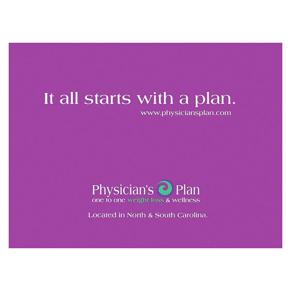 Physician's Plan (Back View)