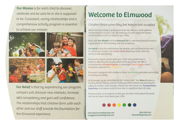 Elmwood Day Camp (Inside Partially Open View)