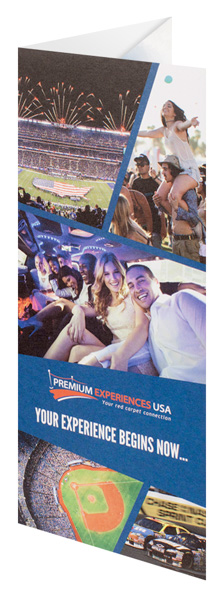 Premium Experiences USA (Front Open View)