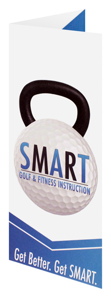 Smart Golf & Fitness Instruction (Front Open View)