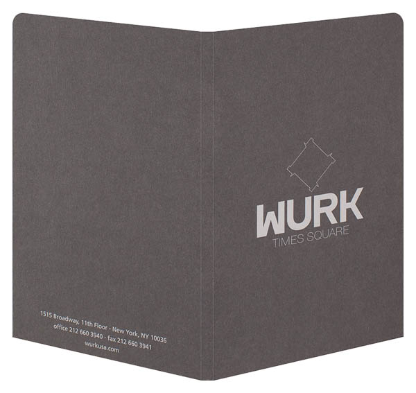 Wurk USA (Front and Back Open View)