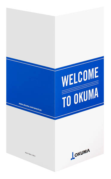 Okuma America Corporation (Back and Front Open View)