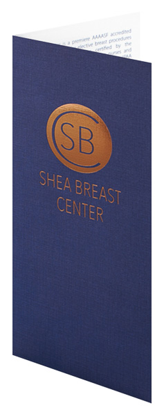 Shea Breast Center (Front Open View)