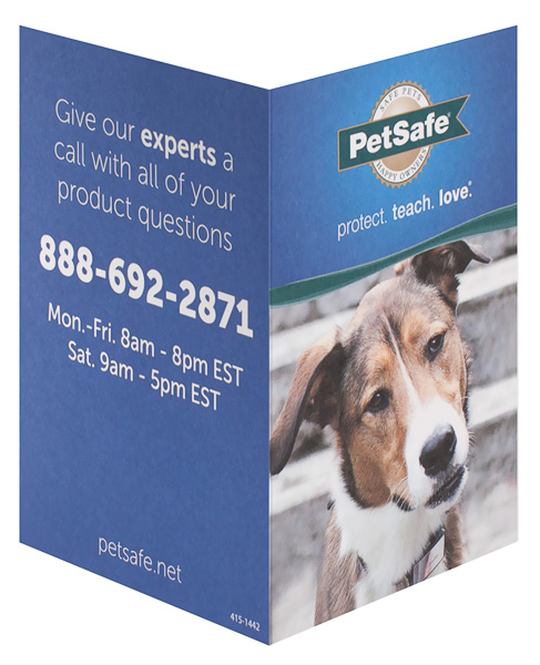 PetSafe (Back and Front Open View)