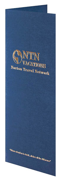 Norton Travel Network (Front Open View)