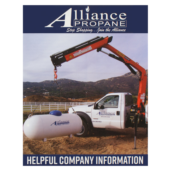 Alliance Propane (Front View)
