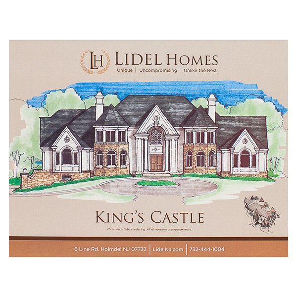 Lidel Homes (Front View)