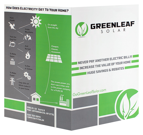 Greenleaf Solar (Back and Front Open View)