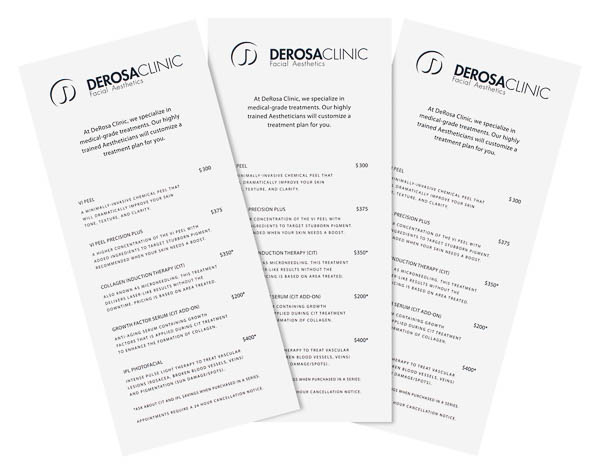 DeRosa Clinic Facial Aesthetics (Stack of Two+ View)