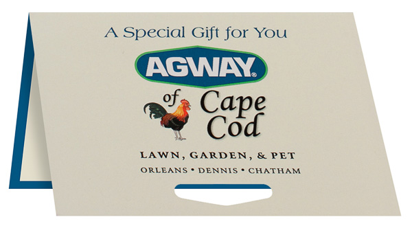Agway of Cape Cod (Front Open View)