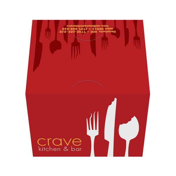 Crave Kitchen & Bar (Back and Front Open View)