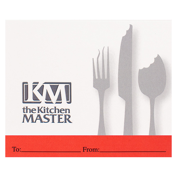 The Kitchen Master (Front View)